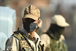 Ấn Độ rút 10.000 binh sĩ khỏi khu vực Kashmir