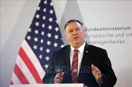 Mỹ chính thức kích hoạt cơ chế tái trừng phạt Iran