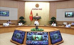 Thủ tướng chủ trì Hội nghị trực tuyến toàn quốc về giải ngân vốn đầu tư công