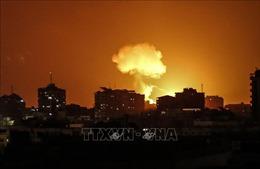 Israel tấn công trả đũa phong trào Hamas