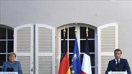 Pháp, Đức nhất trí hợp tác chặt chẽ trong nhiều vấn đề