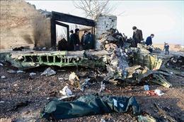 Vụ máy bay chở khách Ukraine rơi tại Iran: Tehran truy tố 10 quan chức liên quan
