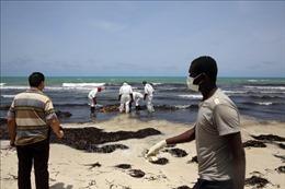 Hội Trăng lưỡi liềm đỏ vớt 22 thi thể ngoài khơi Libya