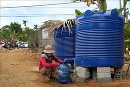 Quảng Bình đưa nước sạch miễn phí tới bà con vùng hạn mặn