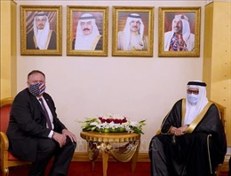 Ngoại trưởng Mỹ thảo luận với giới chức Bahrain về an ninh khu vực