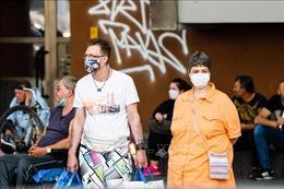 Cấm biểu tình phản đối biện pháp kiềm chế dịch tại TP Berlin, Đức