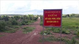 Tăng cường phòng, chống dịch bệnh tại các địa bàn biên giới