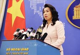 Phản ứng của Việt Nam về việc Philippines đặt tên cho 4 bãi cát và 2 đá san hô quanh đảo Thị Tứ