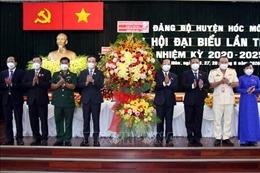 Xây dựng huyện Hóc Môn trở thành quận