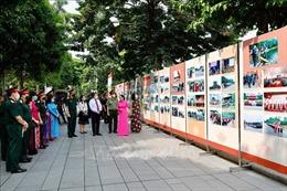 Lăng Chủ tịch Hồ Chí Minh - Đài hoa vĩnh cửu