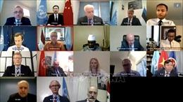 Hội đồng Bảo an LHQ họp về tình hình nhân đạo ở Syria và vấn đề Triều Tiên