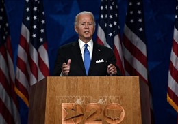 Bầu cử Mỹ 2020: Ứng cử viên Joe Biden thay đổi chiến lược vận động tranh cử
