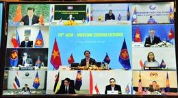 Thương mại song phương ASEAN - Trung Quốc vẫn tăng mạnh bất chấp dịch bệnh