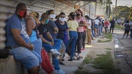 Cuba tiếp tục tăng cường các biện pháp hạn chế tại thủ đô La Habana