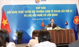 ASEAN 2020: Chủ động thích ứng và kết nối trong những hoạt động của AEM 52
