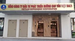 Sau khi bị kỷ luật, 2 lãnh đạo Tổng công ty Đầu tư và phát triển đường cao tốc Việt Nam được điều chuyển công tác