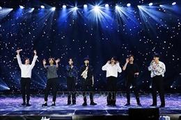 BTS - nhóm nhạc Hàn Quốc đầu tiên giành ngôi quán quân Billboard Hot 100