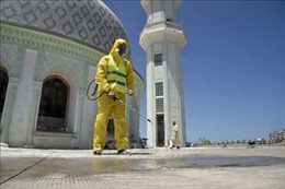 Algeria nới lỏng lệnh giới nghiêm