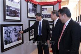 Khai mạc Triển lãm ảnh về hợp tác Lào - Việt Nam