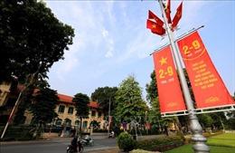 Lãnh đạo các nước gửi Điện, Thư mừng nhân kỷ niệm 75 năm Quốc khánh Việt Nam