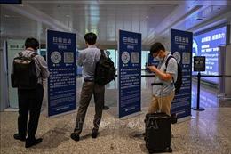 Trung Quốc ghi nhận 8 ca mắc COVID-19, đều là từ nước ngoài về