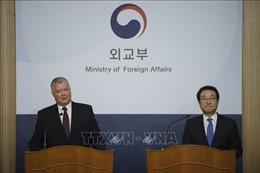 Mỹ - Hàn hy vọng đạt tiến bộ thực chất trong phi hạt nhân hóa Bán đảo Triều Tiên