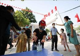 Các trường học ở Hà Nội chủ động phòng, chống dịch COVID-19