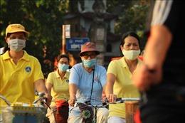 Phát động 'Nhân dân Thủ đô đeo khẩu trang, phòng, chống dịch bệnh'