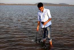 Diện tích nuôi trồng thủy sản bị thiệt hại tăng trên 2 lần