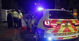 Nhiều người bị đâm dao tại thành phố Birmingham, Anh