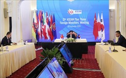 ASEAN 2020: Hội nghị Ngoại giao ASEAN với ba nước Đông Bắc Á