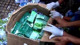 Triệt phá đường dây ma tuý từ Campuchia về TP Hồ Chí Minh, thu hơn 47 kg ma tuý