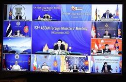 ASEAN tái khẳng định duy trì khu vực Đông Nam Á hòa bình, ổn định, an ninh và trung lập