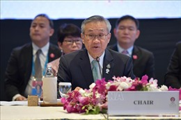 Thái Lan đề cao hợp tác Đông Á trong giải quyết những thách thức chung