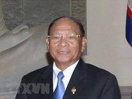 Lãnh đạo Campuchia mãi ghi nhớ sự hy sinh của các chiến sĩ tình nguyện Việt Nam