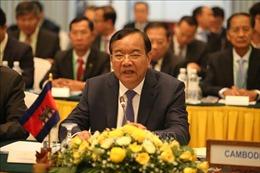 Campuchia ủng hộ nâng quan hệ ASEAN - EU lên tầm đối tác chiến lược