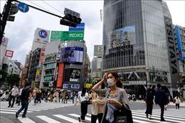 Thủ đô Tokyo của Nhật Bản hạ mức cảnh báo dịch COVID-19