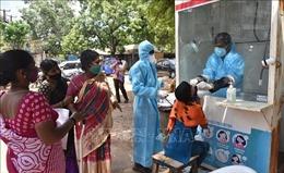 Số ca mắc mới COVID-19 ở Ấn Độ lên gần ngưỡng 100.000 ca/ngày