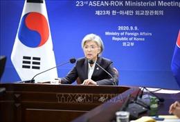 AMM 53: Hàn Quốc kêu gọi quốc tế ủng hộ các nỗ lực thúc đẩy đối thoại với Triều Tiên