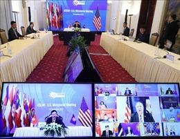 AMM 53: Hoa Kỳ nêu bật thành tựu hợp tác với Việt Nam trong 25 năm phát triển quan hệ