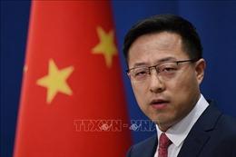 Trung Quốc phản đối Mỹ thu hồi thị thực của trên 1.000 sinh viên, chuyên gia nước này