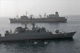 Iran tập trận thường niên Zolfaghar-99