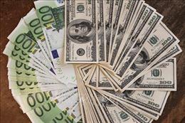 Đồng USD giảm từ mức cao nhất trong bốn tuần
