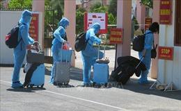 Phú Yên đón 339 công dân từ Liên bang Nga về cách ly
