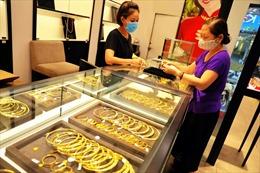 Giá vàng trong nước giảm 150.000 đồng/lượng