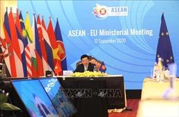 Việt Nam tham dự các Hội nghị Bộ trưởng Ngoại giao ASEAN-Ấn Độ và ASEAN-EU