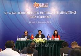 Thể hiện quyết tâm mạnh mẽ của ASEAN và sự chủ động, tích cực của Việt Nam