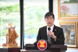 AMM 53: Đại sứ Nhật Bản tại ASEAN đánh giá cao vai trò dẫn dắt của Việt Nam