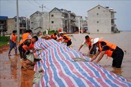 Trung Quốc: Hàng nghìn người phải sơ tán do vỡ đê tại Cát Lâm