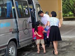 Bịt 'lỗ hổng'trong dịch vụ xe đưa đón học sinh